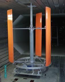 Вертикальный ветрогенераторы своими руками