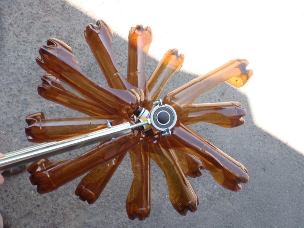 Ветрогенератор из труб пвх своими руками